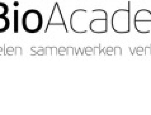 Kennis delen met vakgenoten via de BioAcademy