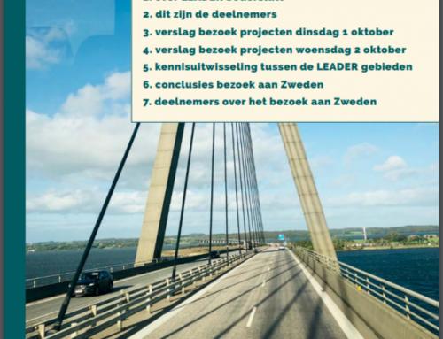 Zweden magazine voor LEADER Achterhoek
