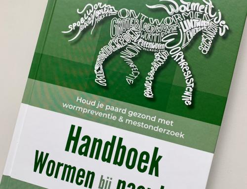 Begeleiding boekproductie Handboek Wormen bij Paarden