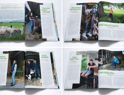 Achter de IJssel – artikel Landleven